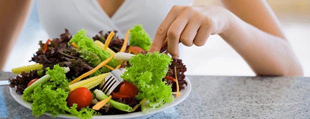 Dieta dos 22 dias